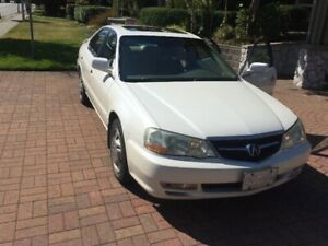 Acura 2002 3.2 TL Type S 255000 Kms 2500.00 OBO