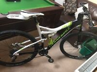 10kg CANNONDALE SCALPEL TEAM FULL CARBON