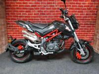 BENELLI TORNADO 125cc TNT NAKED T NEW FOR 2018 MSX GROM