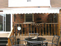12 x 10 awning for sale