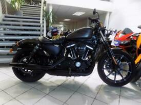Harley-Davidson XL 883 N IRON 2017
