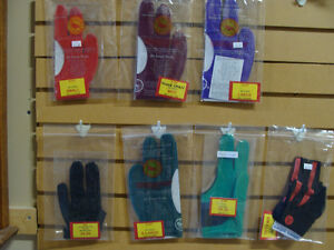 BILLIARD GLOVES - KEEP YOUR CUE FROM STICKING!!!