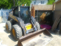 All Canadian hauling and skid steer service