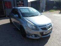 2008 08 VAUXHALL CORSA 1.6 TURBO VXR 3 DOOR