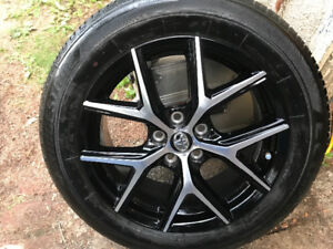 """18"""" sport rims -ALL MOST NEW Lexus -Toyota or any other 5 bolt"""