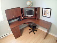 Corner Office Desk $150OBO