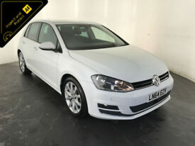 2014 64 VOLKSWAGEN GOLF GT ACT BMT TECH TSI 1 OWNER VW SERVICE HISTORY FINANCE