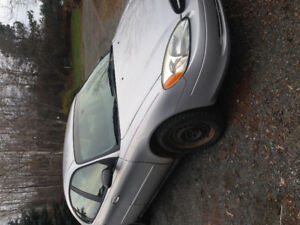 2002 Ford Taurus Silver Other