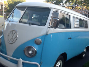 1964 VW Bus - REDUCED TO SELL!