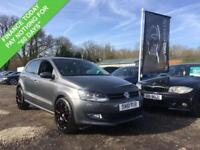 2011 61 VOLKSWAGEN POLO 1.2 MATCH 5DR 59 BHP