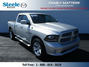2014 RAM 1500 Sport HEMI Own for $202 bi-weekly with $0 down