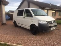 VW Transporter T5 New Camper Conversion