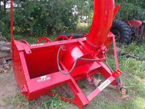 BE READY for snow, Snowblower's forsale