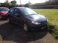 Peugeot 206, 2003. PRICE DROP £300 ono
