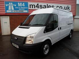 Ford Transit 330 LWB MEDIUM ROOF 125PS
