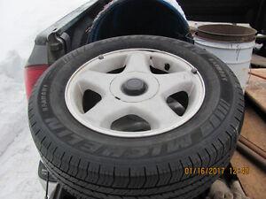 4 Pneus Michelin