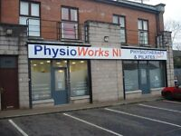 Part-time Physiotherapy position in busy Physiotherapy and Sports Injury Clinic in Belfast