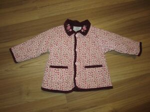 BABY GIRLS JACKET - SIZE 12 MONTHS