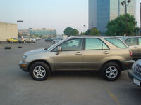 Lexus Rx300 Parts Car.