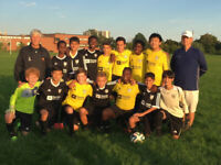 Soccer tryouts for U15/16 boys team 2020