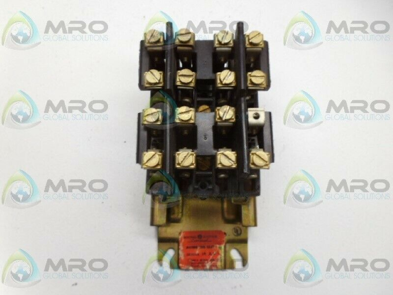 GENERAL ELECTRIC CR2810A-14-AO RELAY *USED*