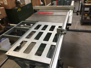 "GENERAL TABLE SAW 350 W/SLIDING TABLE, 50"" RIP FENCE"