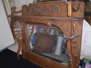 Ornate Mirror Top for Sideboard Strathcona County Edmonton Area image 4