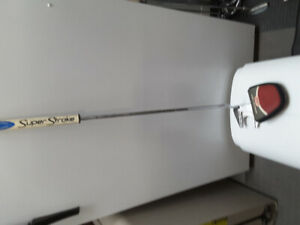 Odyssey White Ice 7 Putter, MRH, Head cover, $30