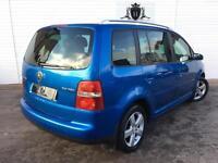 2006 Volkswagen Touran 2.0 TDI Sport Sport MPV 5dr (7 Seats)