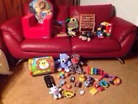 Large LOT toddler toys $35 takes All