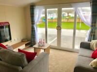 BRAND NEW 2018 STATIC CARAVAN FOR SALE ON A 12 MONTH PARK WITH LOW SITE FEES