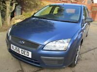 Ford Focus 1.8 125 2006 56 Plate LX 73K From New Family Owned FSH