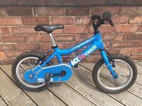 MX14 ridgeback kids bike