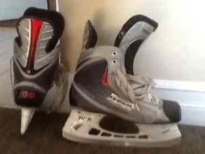 Bauer X30 and CCM Tacks 552 hockey skates for sale