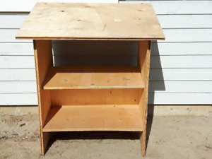 Contractor's Drawings Lectern