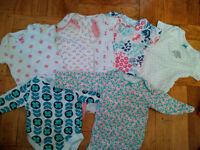 FRIDAY ONLY lot 0-6 months girls