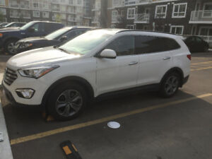 2016 Hyundai Santa Fe 7 Seats XL SUV, Crossover