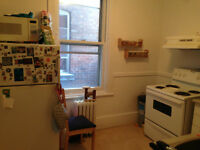 FOR AUGUST: one room in gorgeous 5 1/2 Mile End apt