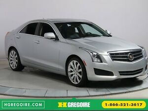 """2013 Cadillac ATS LUXURY 2.0T AWD CUIR TOIT NAVIGATION  MAGS 19"""""""