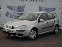 2006 VOLKSWAGEN GOLF 1.6 S FSI 5 DOOR NEW MOT HATCHBACK PETROL
