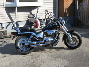 2001 suzuki vz-800 marauder parts bike