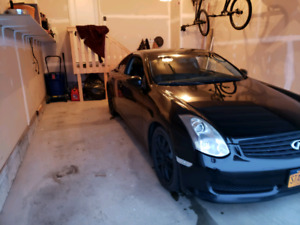 2006 Infiniti G35 with really low KM