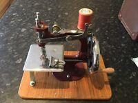 Essex Miniature Sewing Machine Vintage