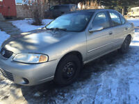 2003 Nissan Sentra GXE*NEED GONE ASAP*40$ fill up