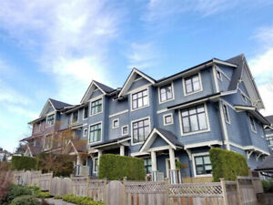 Brand New Townhouse Near Metrotown for Rent