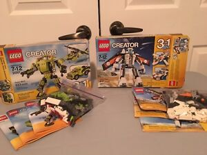 Various Lego Sets