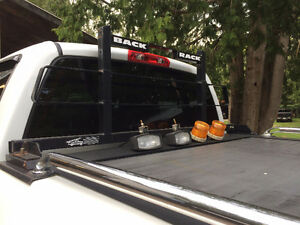 Back Rack, PutCo Stainless Box Rails and Light Accessories