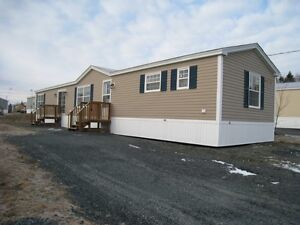 New Mini-Homes at Timber Trail Homes
