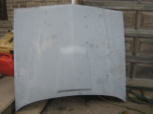 Grand National, Buick T Type, Regal, GNX, WE4 parts Turbo hood