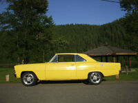 1966 Pontiac Other Acadian Canso Coupe (2 door)